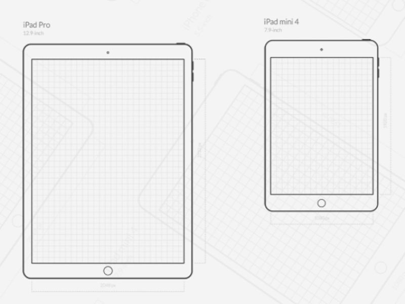 free ux wireframe set for all ios devices. Black Bedroom Furniture Sets. Home Design Ideas
