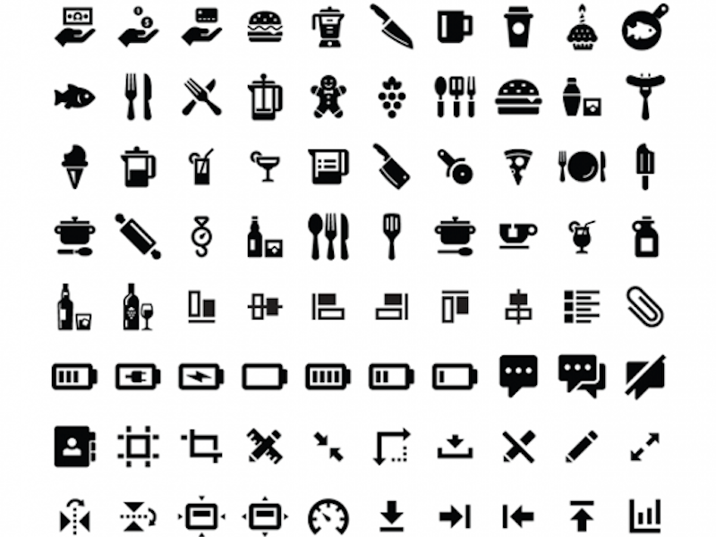 Free Iconify Icons for Web and Apps