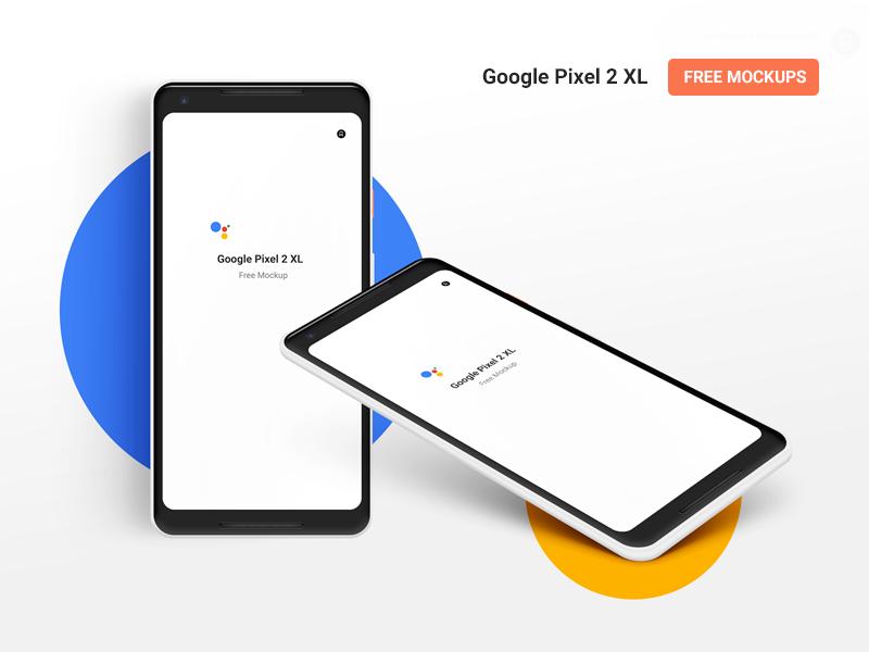 free psd mockup templates for google pixel 2 xl psddd co