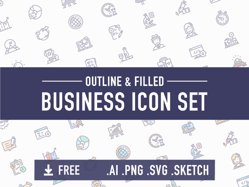 Free Icon Sets for UI Designers