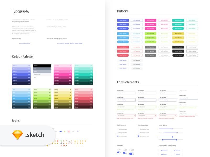 Free Mobile App UI Kits for UI Designers